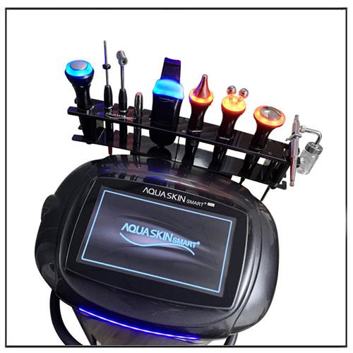 Multifunction 9 in 1 Aqua Skin Smart Face Lifting BIO Beauty Machine