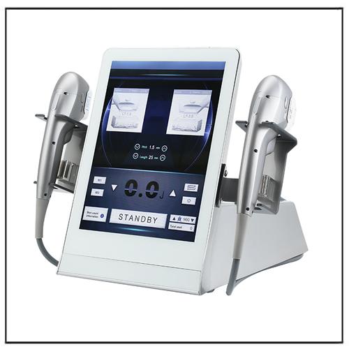 One Shot 12 Lines 7D 3D 4D Hifu Focused Ultrasound Machine