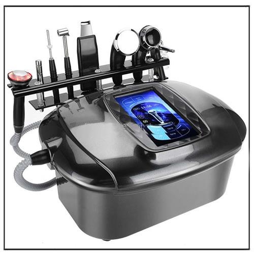 Aquaskin 9 in 1 Salon Use Hydro Facial Aqua Peel Spa Beauty Machine
