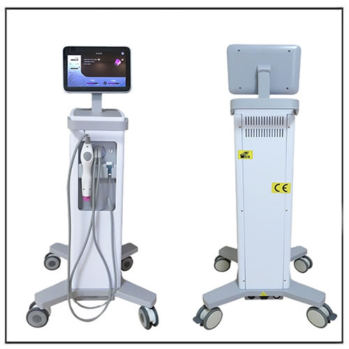 Newest Beauty Salon Shop Fractional Thermagic FLX RF System