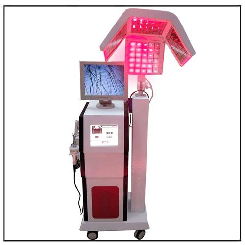 650nm Diode Laser SPA Scalp Treatment Machine
