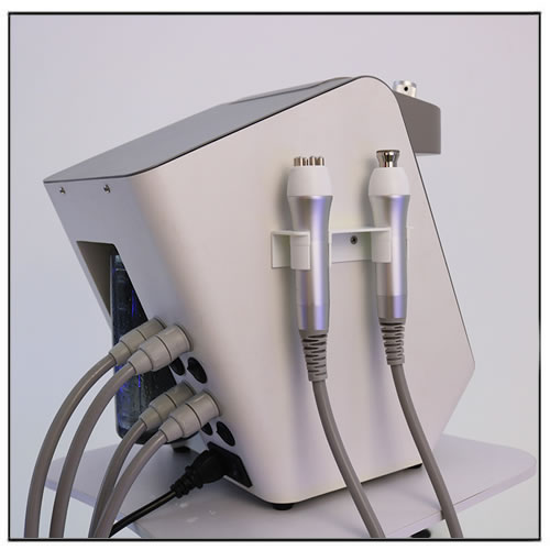 Hydrodermabrasion RF Facial Device