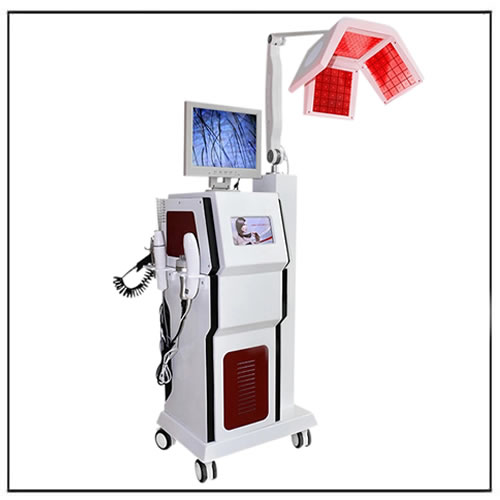 Laser Hair Regrowth Therapy Machine