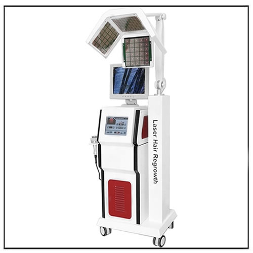 Laser+ LED Hair Regrowth Therapy Equipment