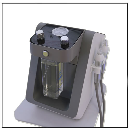 Multifunction 4 In 1 Hydra Microdermabrasion Facial Peeling Device